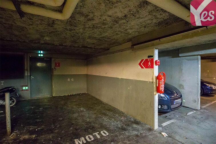 Parking Avenue Gabriel Péri - Saint-Ouen souterrain
