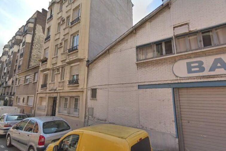 location parking Stade Pablo Neruda - Rue du Docteur Léonce Basset - Saint-Ouen