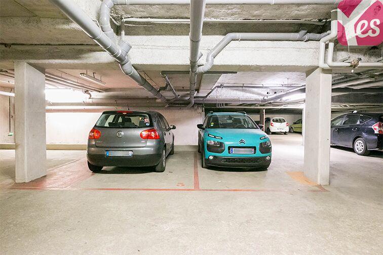 Parking Dieumegard - Métro Garibaldi - Saint-Ouen en location