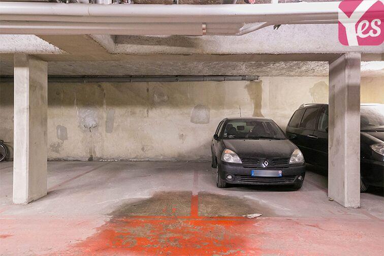 Parking Dieumegard - Métro Garibaldi - Saint-Ouen pas cher