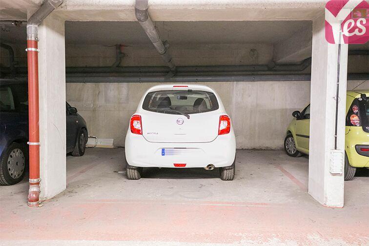 Parking Dieumegard - Métro Garibaldi - Saint-Ouen location mensuelle