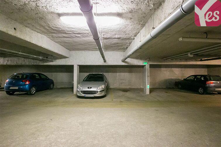 Parking Dieumegard - Métro Garibaldi - Saint-Ouen 93400