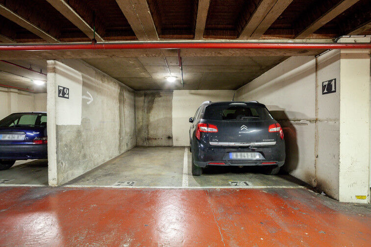 Parking Porte de Saint-Cloud avis
