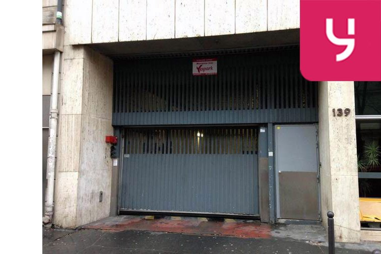 location parking Porte de Saint-Cloud