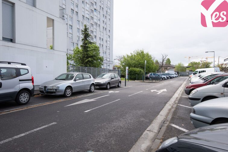 Location parking Avenue Grande Bretagne - Toulouse