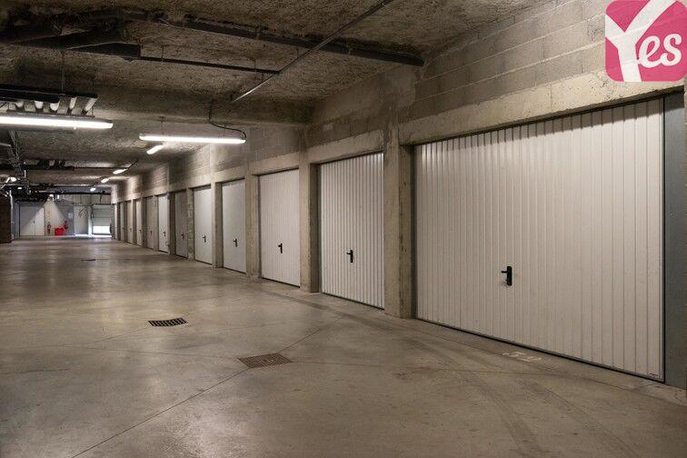 Parking Avenue Grande Bretagne - Toulouse souterrain