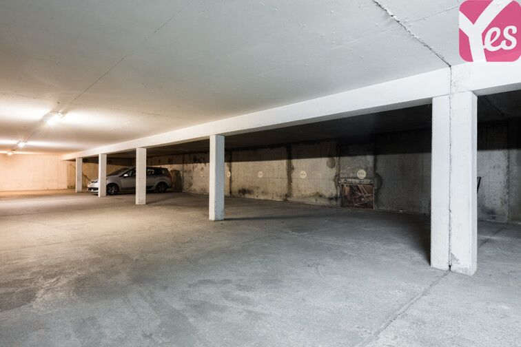 Parking Avenue Frayce - Saint-Ouen 12 avenue Frayce