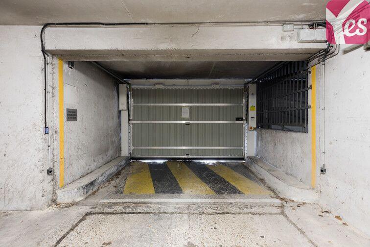 Parking Avenue Frayce - Saint-Ouen sécurisé