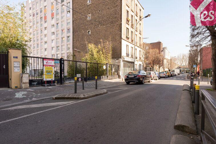 Parking Avenue Frayce - Saint-Ouen avis