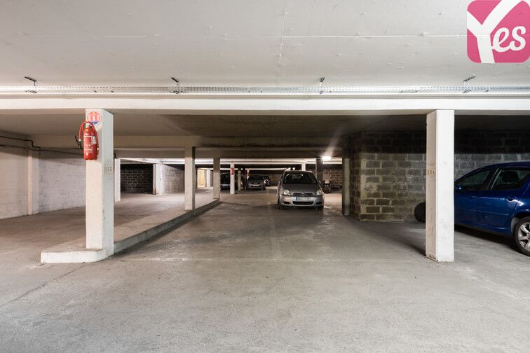 Parking Avenue Frayce - Saint-Ouen gardien
