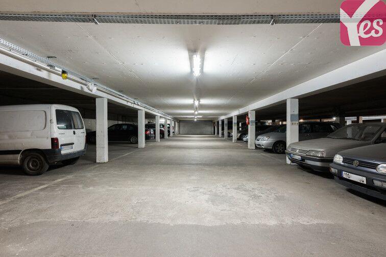 Parking Avenue Frayce - Saint-Ouen souterrain