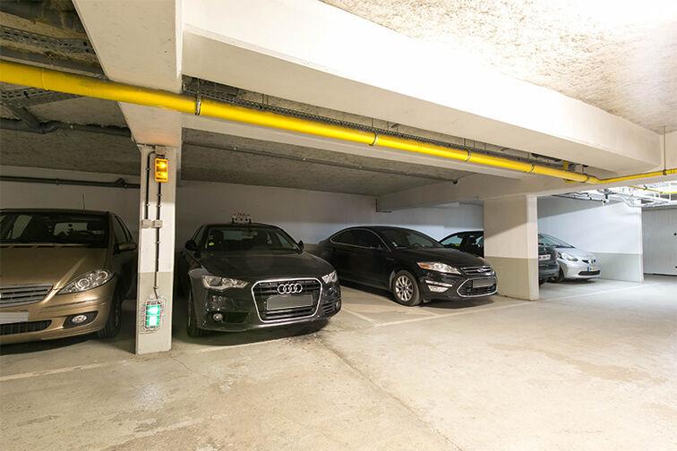 Parking Val d'Europe - Serris sécurisé