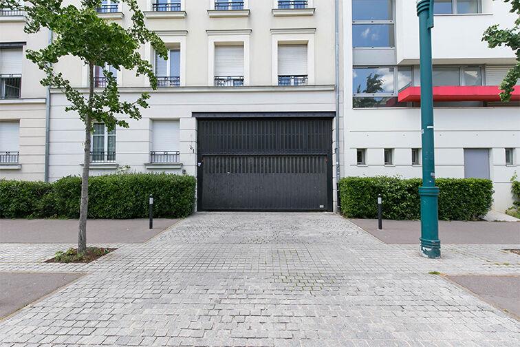 Parking Val d'Europe - Serris garage