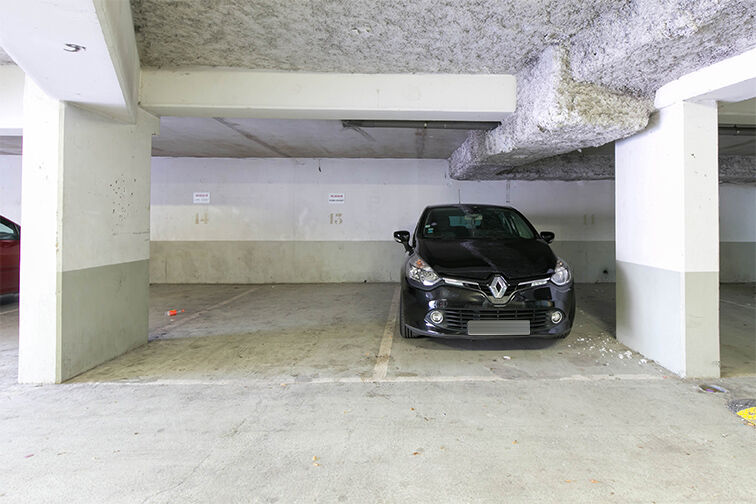Parking Val d'Europe - Serris 27 cours du Danube