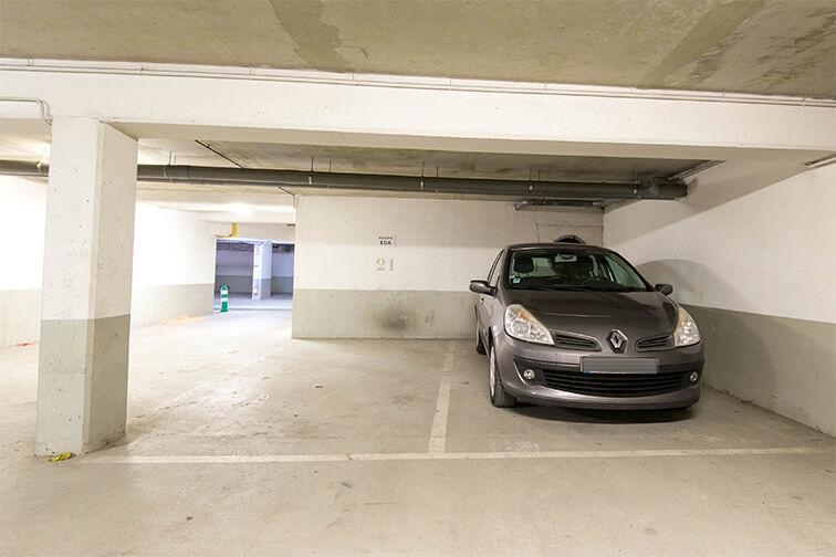 Parking Val d'Europe - Serris box