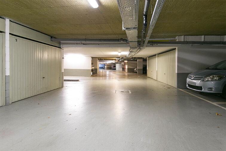 Parking Vallée Village - Serris souterrain