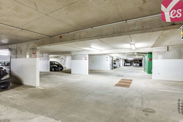 Parking Quai de Choisy - Avenue Guynemer location
