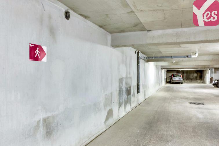Parking Quai de Choisy - Avenue Guynemer sécurisé