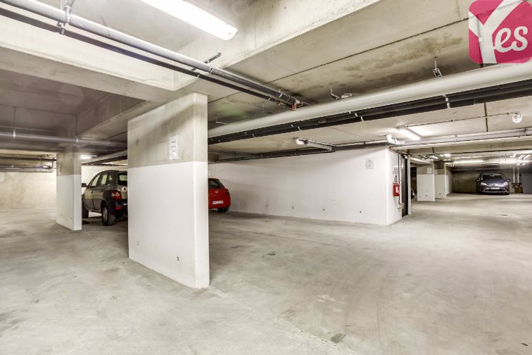 Parking Quai de Choisy - Avenue Guynemer 24/24 7/7