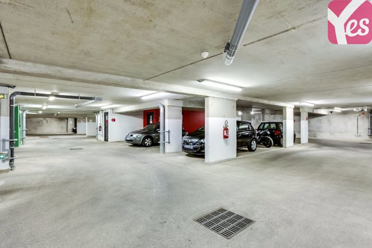 Parking Quai de Choisy - Avenue Guynemer avis