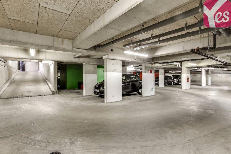 Parking Quai de Choisy - Avenue Guynemer garage
