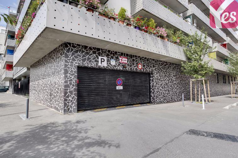 Parking Quai de Choisy - Avenue Guynemer caméra