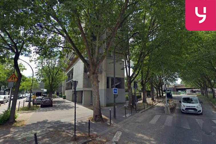 location parking Rue Bruneseau - Paris 13
