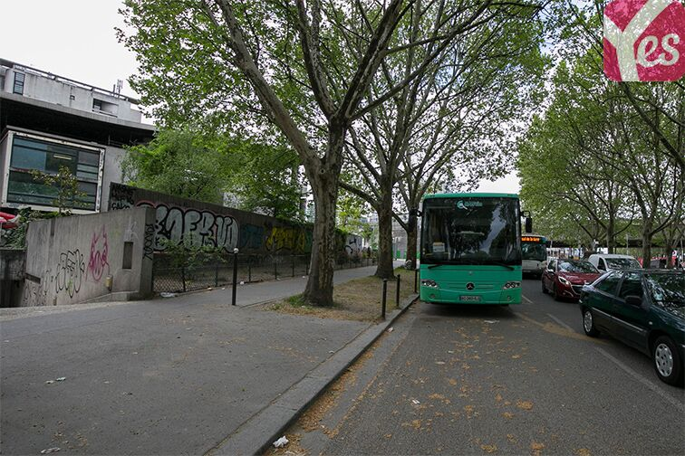 Parking Rue Bruneseau - Paris 13 gardien