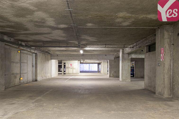 Parking Rue Bruneseau - Paris 13 garage