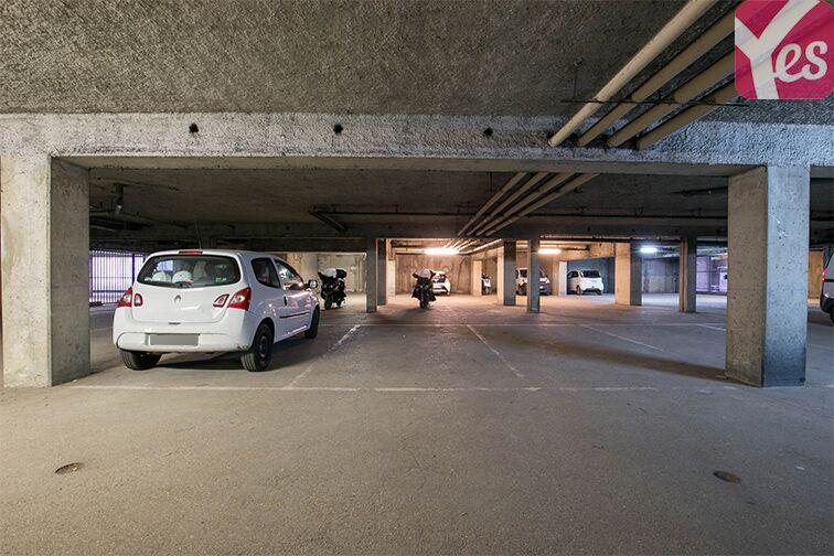 Parking Rue Bruneseau - Paris 13 2 rue Bruneseau