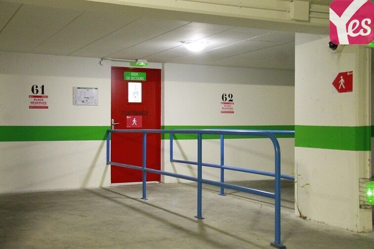 Parking Choisy-le-Roi Nord 13 rue Demanieux