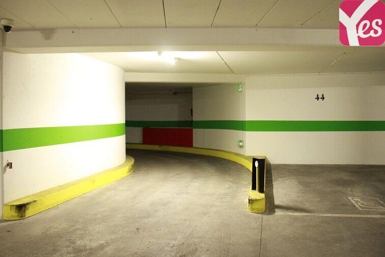 Parking Choisy-le-Roi Nord sécurisé