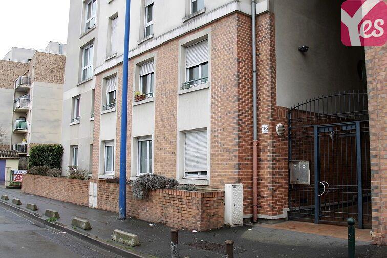 Parking Choisy-le-Roi Nord location mensuelle