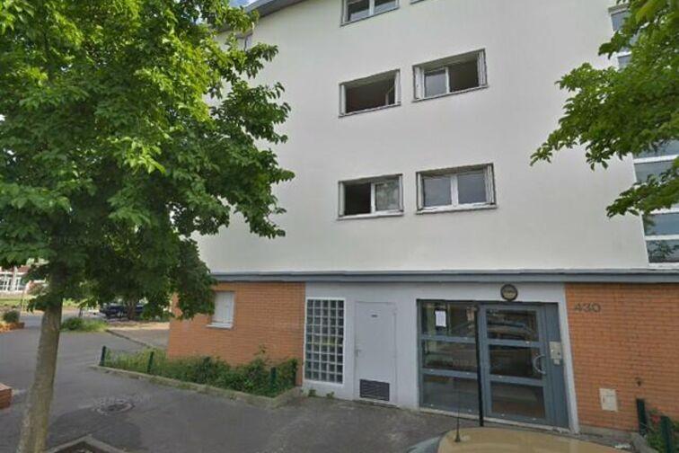 Parking Courts communaux Nelson-Mandela - Champigny-sur-Marne sécurisé
