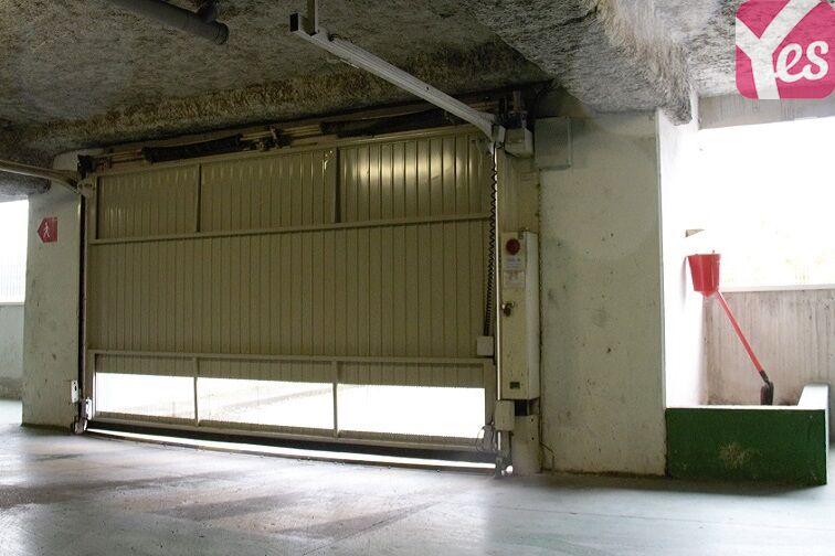 Parking Gondoles Sud - Choisy-le-Roi souterrain
