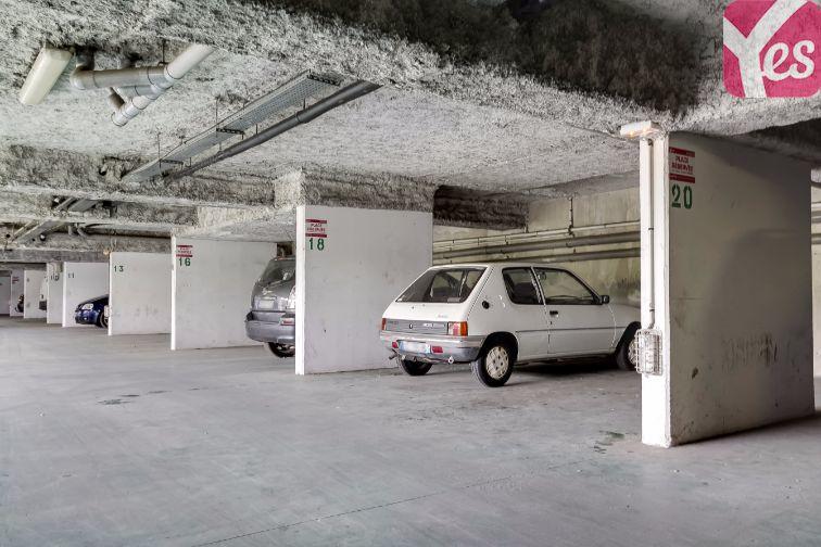 Parking Gondoles Sud - Choisy-le-Roi en location