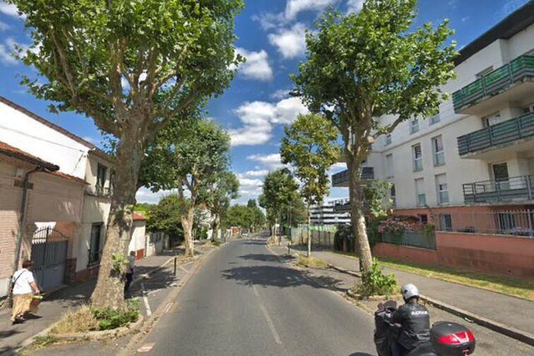Parking Parc des Sports - Albert Petit - Bagneux gardien