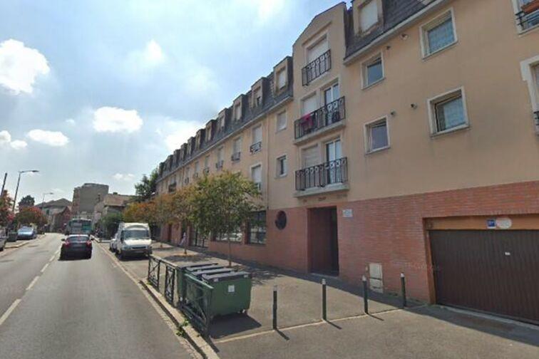 Parking Paroisse St Hermeland - Bagneux sécurisé