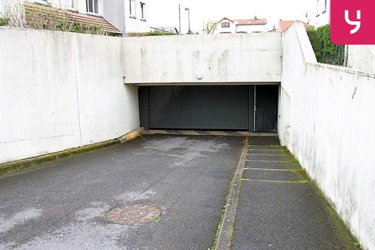 Parking Mairie des Pavillons-Sous-Bois 24/24 7/7