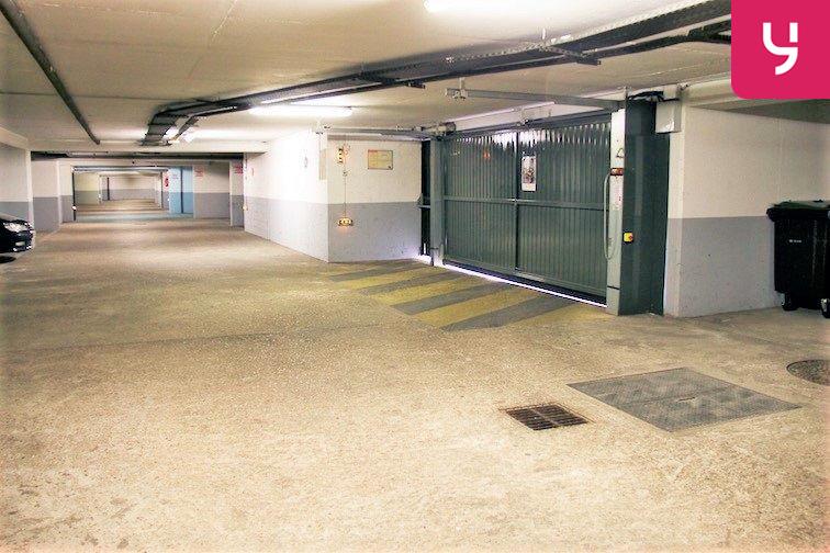 Parking Mairie des Pavillons-Sous-Bois 22 allée Hippolyte Vincent