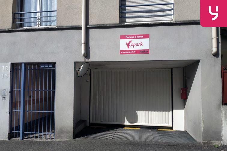 location parking Colonel Marchand - Villejuif