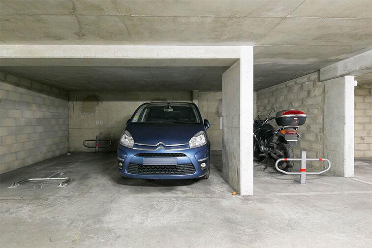 Parking Colonel Marchand - Villejuif sécurisé