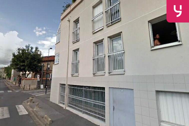 Parking Rue Joséphine de Beauharnais - Champigny-sur-Marne sécurisé