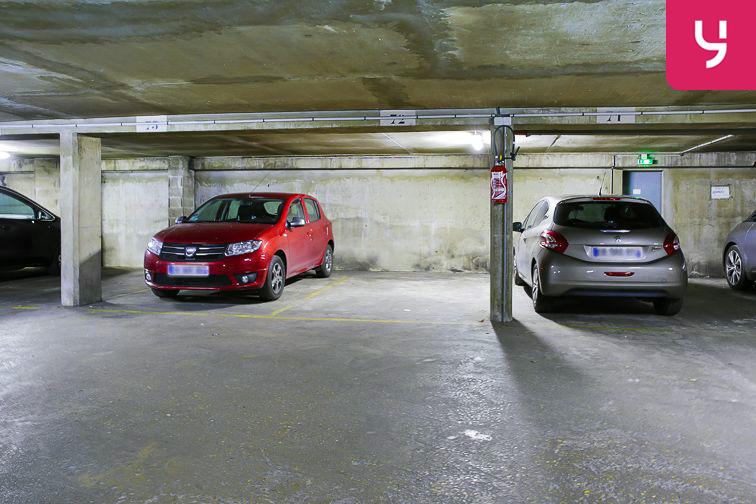 Parking Rue Joséphine de Beauharnais - Champigny-sur-Marne 94500