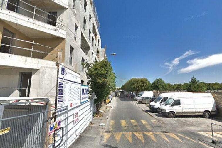 Parking Avenue Roger Salengro - Champigny-sur-Marne box