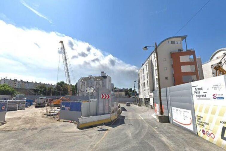 Parking Avenue Roger Salengro - Champigny-sur-Marne caméra