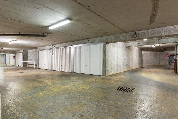 Parking Ivry-sur-Seine RER garage