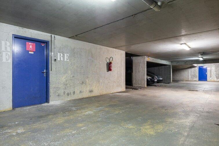 Parking Ivry-sur-Seine RER caméra