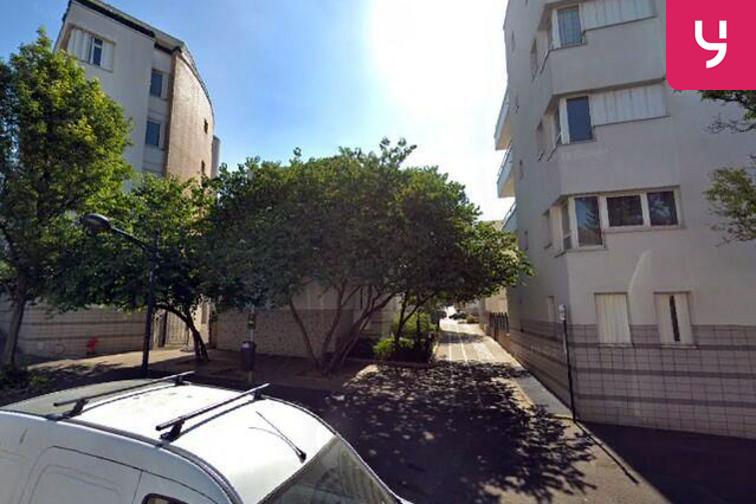 Parking Rue Dupertuis - Champigny-sur-Marne en location