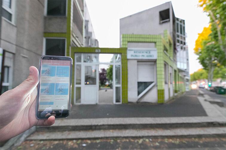 Parking Avenue Henri Ravera - Cimetière parisien - Bagneux Bagneux